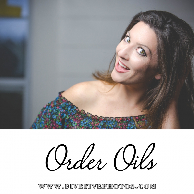 Order Oils from Holly