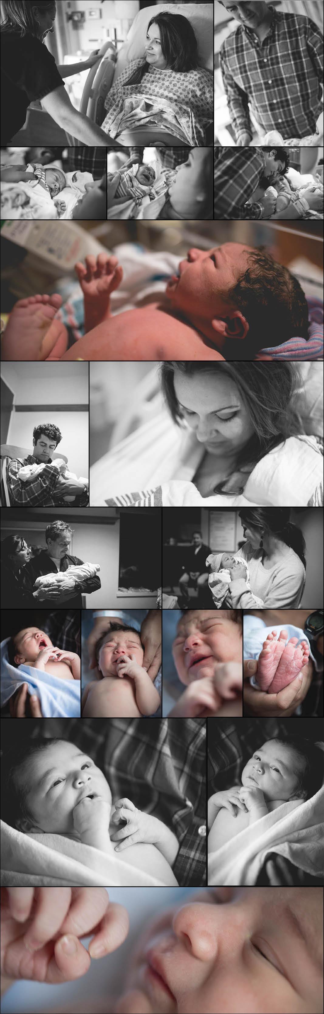 Johnny's Birth story